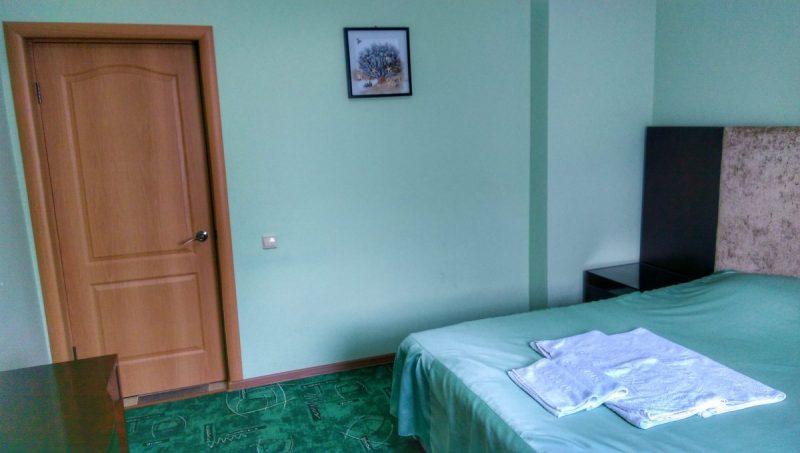 Гостиница Алия Даховская Адыгея